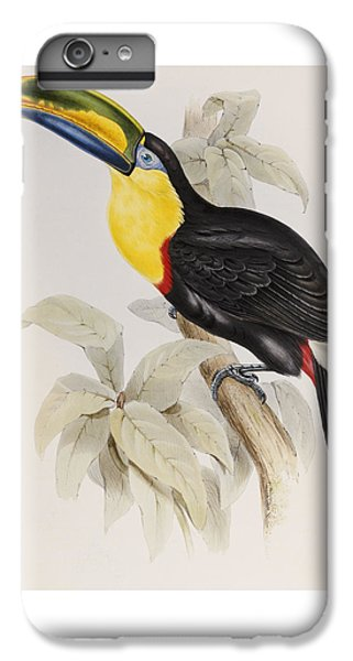 Toucan IPhone 6s Plus Case by John Gould