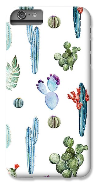 Tropical Forever 2 IPhone 6s Plus Case by Mark Ashkenazi