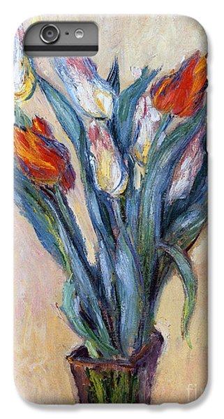 Tulips IPhone 6s Plus Case by Claude Monet