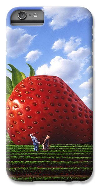Unexpected Growth IPhone 6s Plus Case by Jerry LoFaro