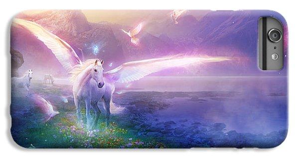 Utherworlds Winter Dawn IPhone 6s Plus Case by Philip Straub