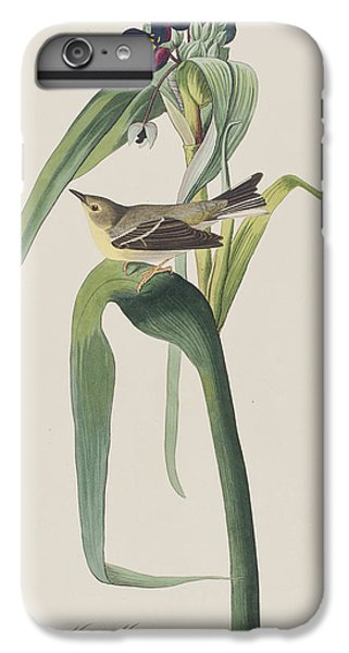 Vigor's Warbler IPhone 6s Plus Case by John James Audubon