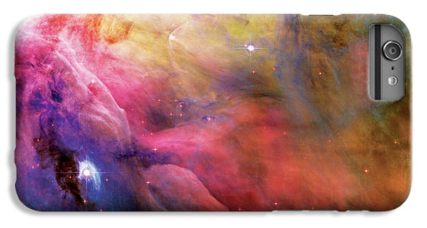 Warmth - Orion Nebula IPhone 6s Plus Case by Jennifer Rondinelli Reilly - Fine Art Photography