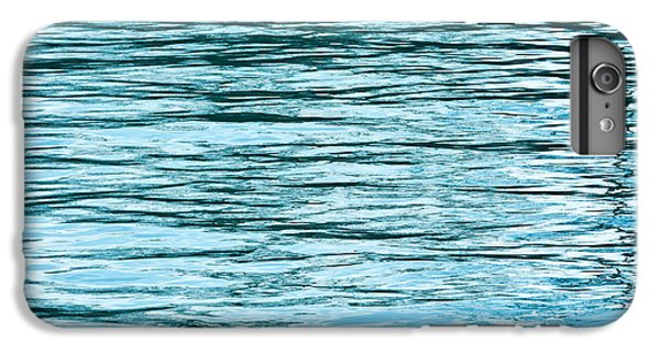 Water Flow IPhone 6s Plus Case by Steve Gadomski