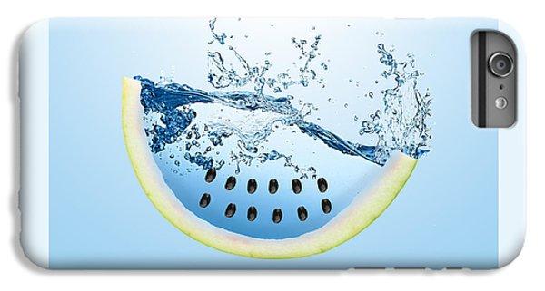 Watermelon Splash IPhone 6s Plus Case by Marvin Blaine