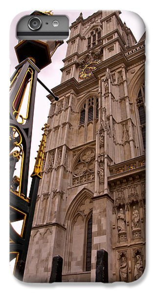 Westminster Abbey London England IPhone 6s Plus Case by Jon Berghoff