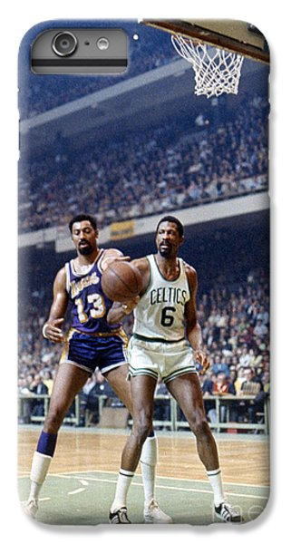 Wilt Chamberlain (1936-1999) IPhone 6s Plus Case by Granger