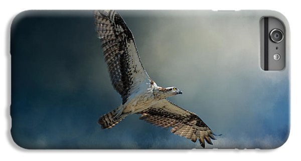 Winter Osprey IPhone 6s Plus Case by Jai Johnson
