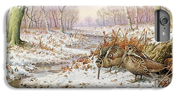 Woodcock IPhone 6s Plus Case by Carl Donner