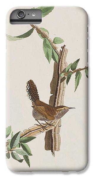 Wren IPhone 6s Plus Case by John James Audubon