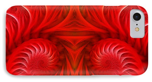 Abstract Background  Phone Case by Odon Czintos