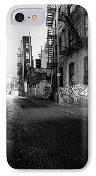Chinatown New York City - Mechanics Alley Phone Case by Gary Heller