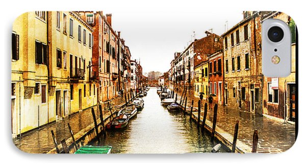 Old Venice IPhone Case by Steven  Taylor