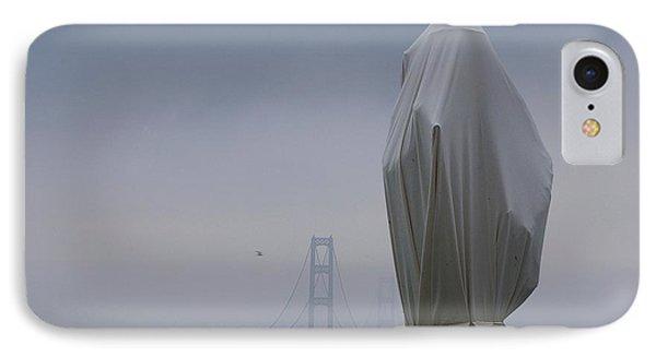 Veil Monument Phone Case by Randy Pollard