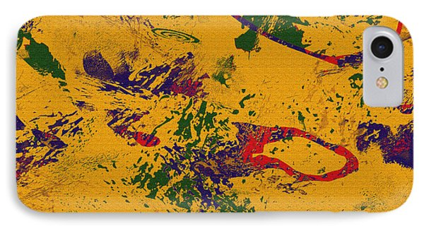 0859 Abstract Thought Phone Case by Chowdary V Arikatla