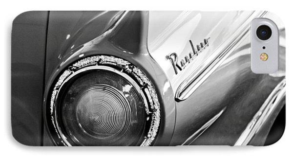 1957 Ford Ranchero Pickup Truck Taillight Phone Case by Jill Reger
