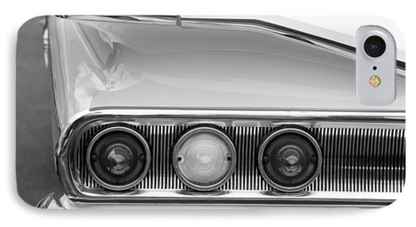 1960 Chevrolet Impala Tail Lights Phone Case by Jill Reger