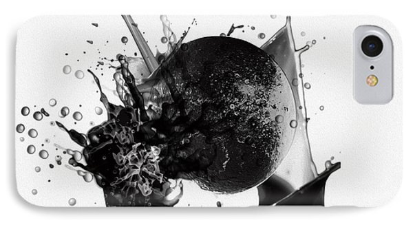 A World Within My Paint Pot ...---.... IPhone Case by Sir Josef Social Critic - ART