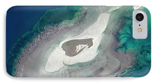 Adele Island IPhone Case by Nasa