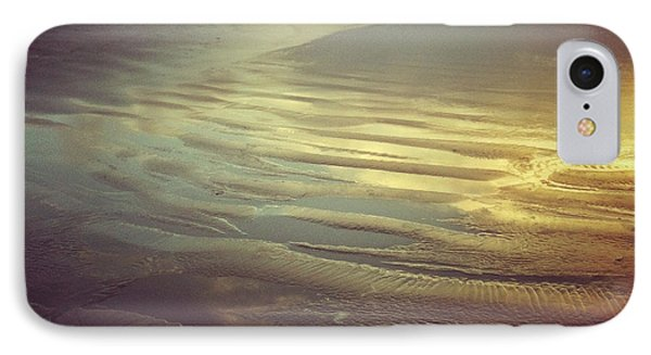 Agate Beach Sunset IPhone Case by Andrea Gingerich