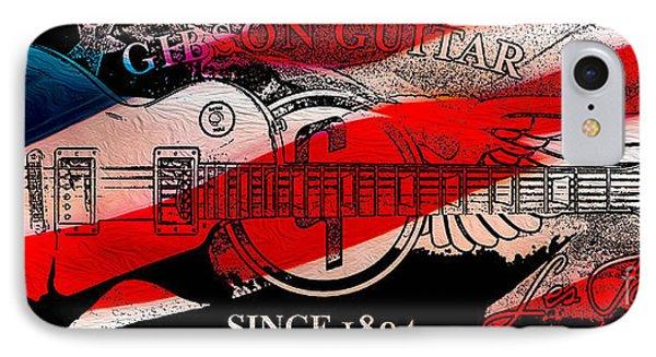 American Legend IPhone Case by Jon Neidert