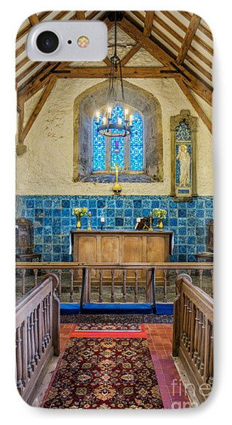 Ancient Chapel IPhone Case by Adrian Evans