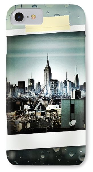 April In Nyc IPhone 7 Case by Natasha Marco