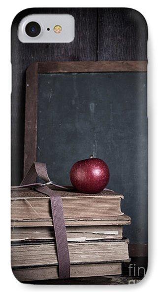 Back To School IPhone Case by Edward Fielding