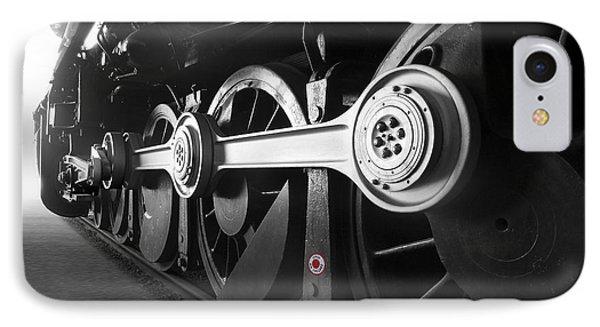 Big Wheels IPhone Case by Mike McGlothlen