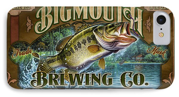 Bigmouth Brewing Phone Case by JQ Licensing