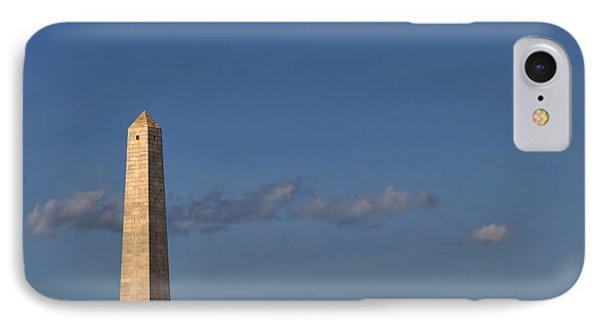 Bunker Hill Monument - Boston IPhone Case by Joann Vitali