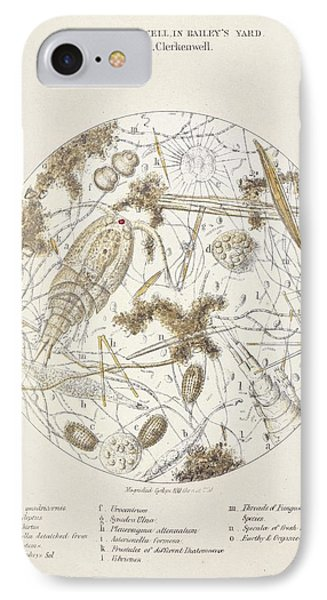 Cholera Epidemic Research IPhone Case by British Library