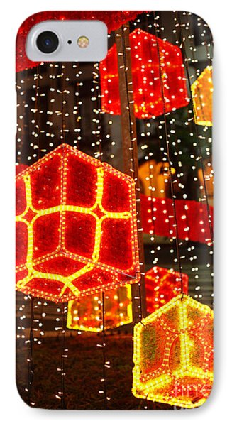 Christmas Decorations Phone Case by Gaspar Avila