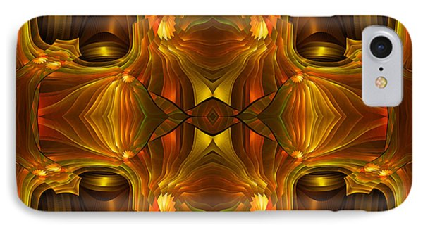 Classical Traditions IPhone Case by Georgiana Romanovna