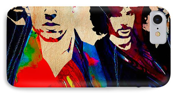 Coldplay Collection IPhone Case by Marvin Blaine
