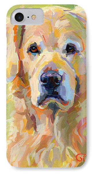 Cooper IPhone Case by Kimberly Santini