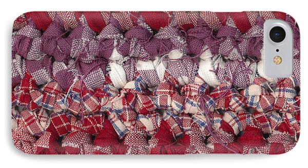 Crochet Rag Rug Phone Case by Kerstin Ivarsson
