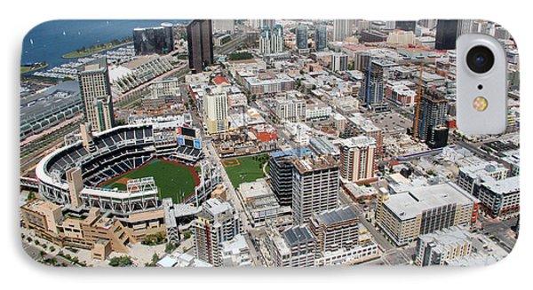 Downtown San Diego Phone Case by Bill Cobb