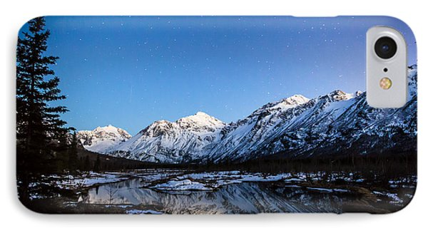 Eagle River Nature Center IPhone Case by Kyle Lavey