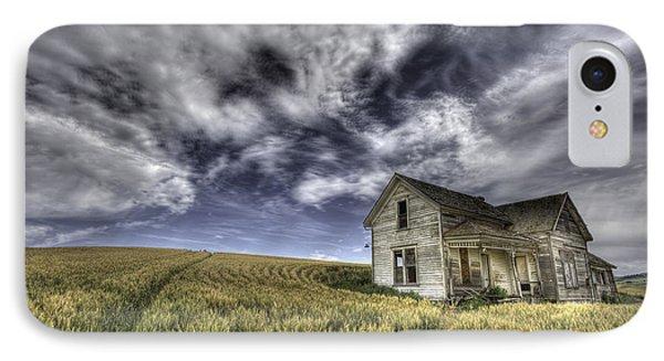 Farmhouse IPhone Case by Latah Trail Foundation