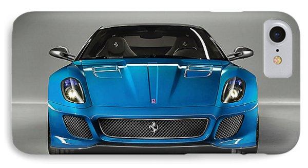 Ferrari 559 Gto Sports Car IPhone Case by Marvin Blaine