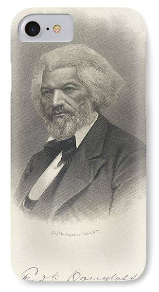 Frederick Douglass IPhone Case by British Library
