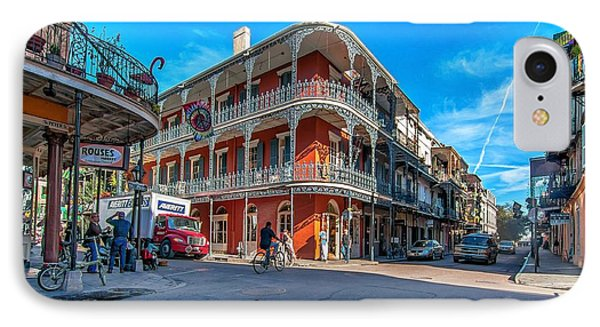 French Quarter Afternoon Phone Case by Steve Harrington