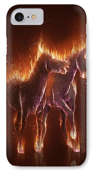 From Hell Phone Case by Kate Black