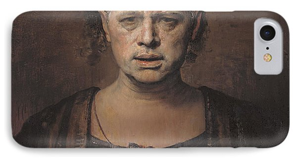 Frontal IPhone Case by Odd Nerdrum