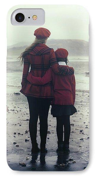 Hugging IPhone Case by Joana Kruse