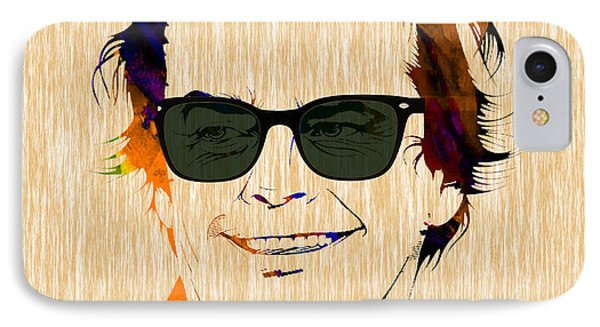 Jack Nicholson Collection IPhone Case by Marvin Blaine