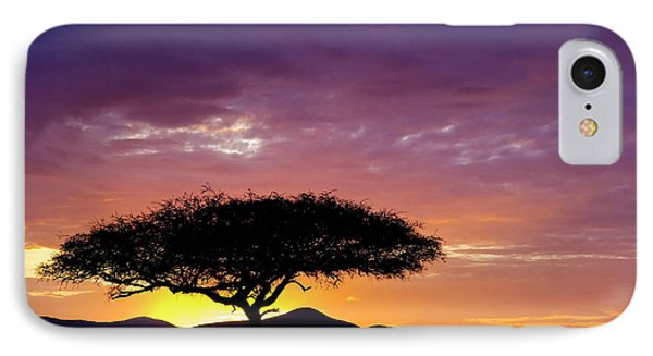 Kenya, Masai Mara IPhone Case by Jaynes Gallery