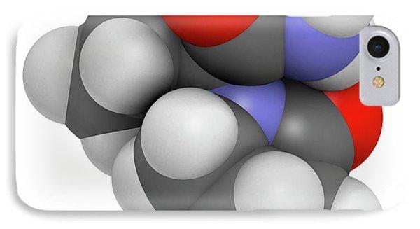 Levetiracetam Epilepsy Drug Molecule IPhone Case by Molekuul