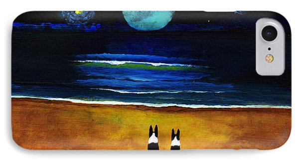 Magical Night IPhone Case by Todd Young